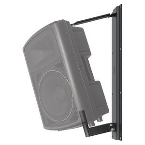 Wand-Montagebügel, für PB-1210S/1220S, PBA-250, PRO-1200S, schwarz