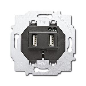 6472 U, USB-Netzteil-Einsatz, USB-Ladegeräte, USB-Ladegeräte