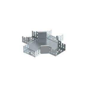 RKM 610 FS, Kreuzung mit Schnellverbindung 60x100, St, FS